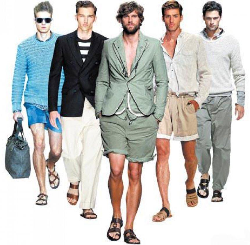 Мъжки сандали и чехли - кога и как да ги носим?