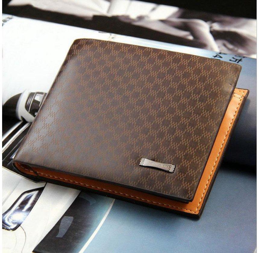 Kой е идеалният мъжки аксесоар или защо истинските мъже държат на своя портфейл?