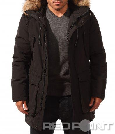Зимно long fit яке 8257