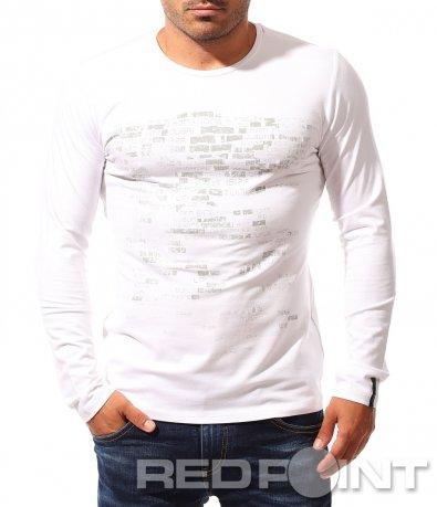 Ежедневна есенна блуза 8319