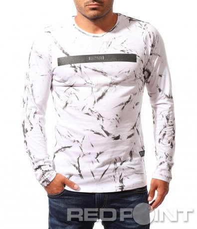 Ежедневна памучна блуза 8341