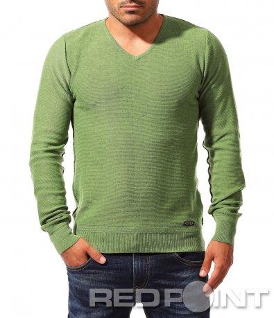 Класическа блуза с дълъг ръкав 8304