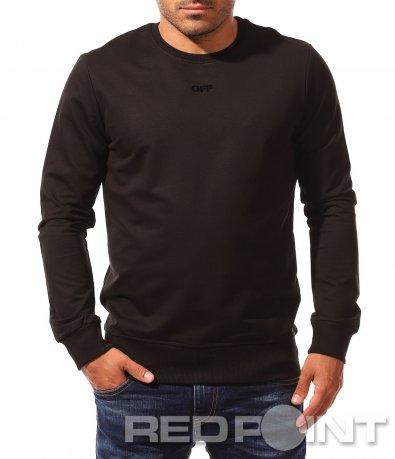 Спортна блуза с голяма щампа 8360