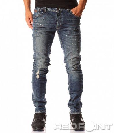 Клубни сини дънки 8362