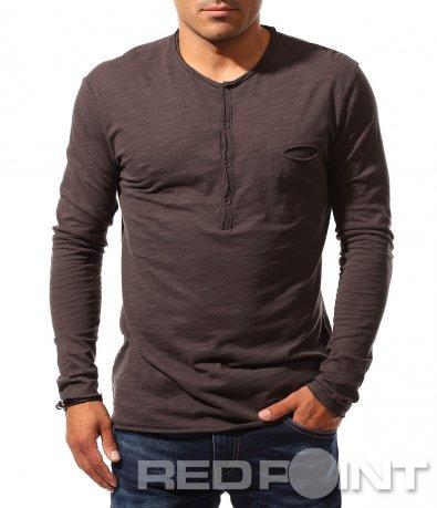 Есенна памучна блуза 8400