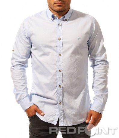Изчистен модел класна риза 8413