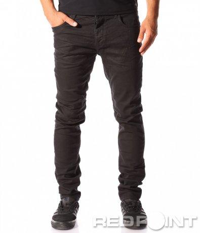 Класически черни дънки 8433