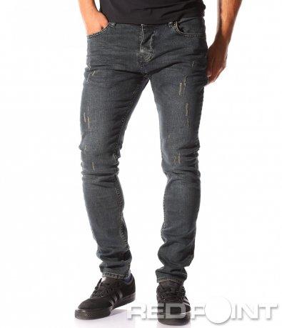 Класен модел дънки с отенък 8437