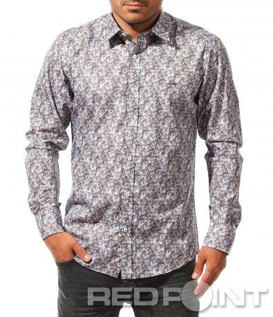 Свежа пъстра риза 8457
