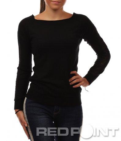 Есенна блуза  с дълги ръкави 8479