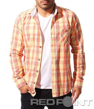 Ежедневна карирана риза 8492