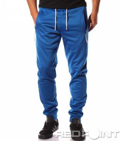 Спортно долнище в син цвят 8537