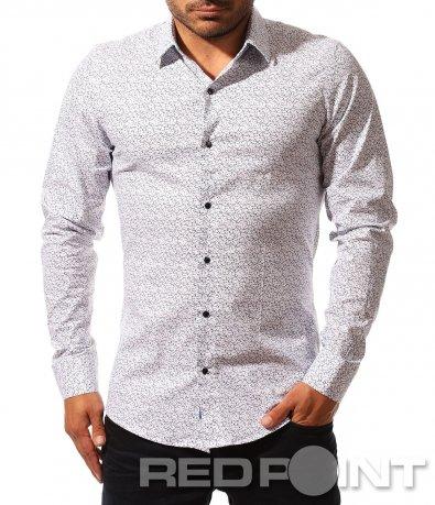 Светла риза с орнаменти 8541