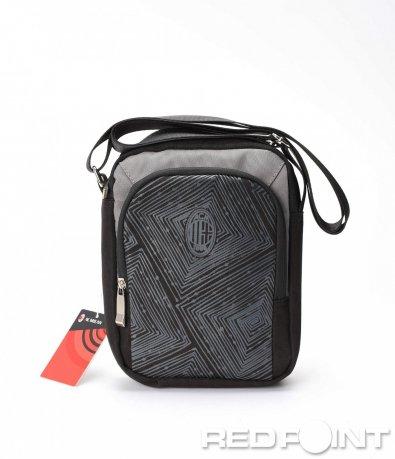 Спортна чанта с емблема Milan 8615