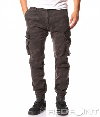 Спортен панталон с принт 8621