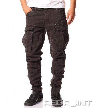 Ежедневен панталон с ластици 8622