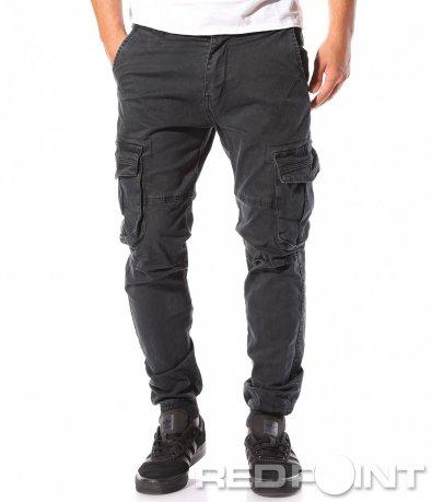 Casual панталон с джобове 8634