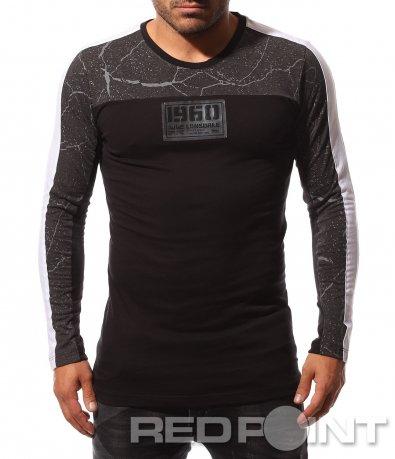 Уникална блуза с декорация 8714