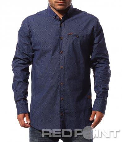 Стилна класическа риза 8717