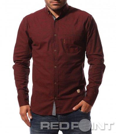 Спортна риза с малък джоб 8719