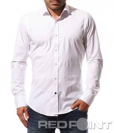 Съвършена бяла риза 8724