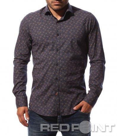 Семпла риза с фигури и орнаменти 8725