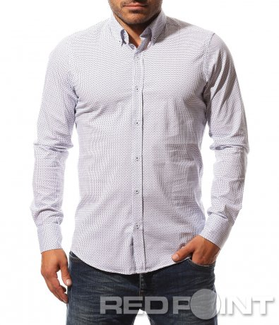 Впечатляващ модел мъжка риза 8728