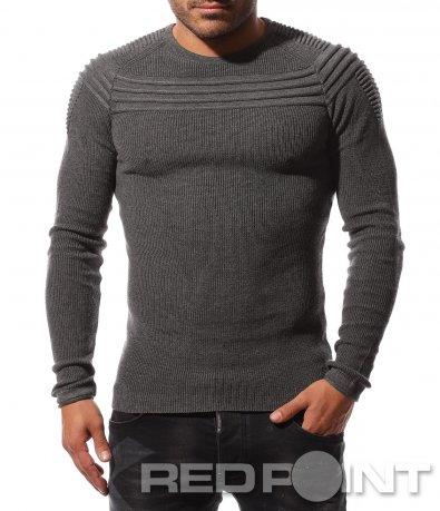 Класическа блуза с мотив 8739