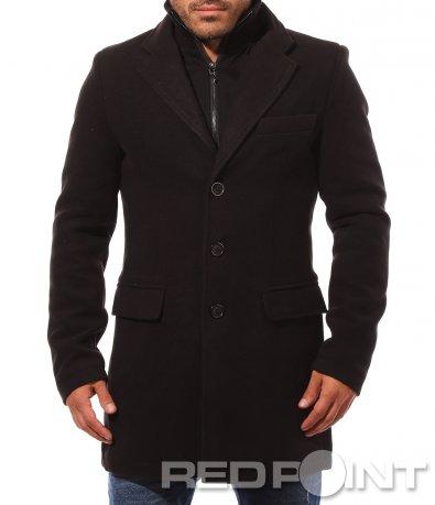 Елегантно зимно палто 8755