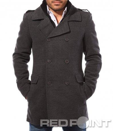 Официално яке тип палто 8756