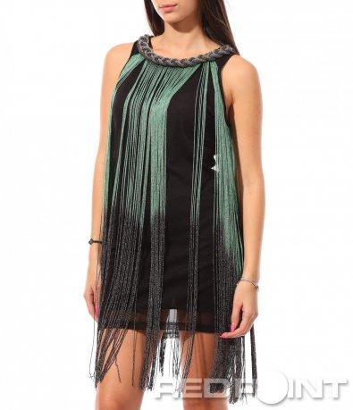 Къса клубна рокля 8771