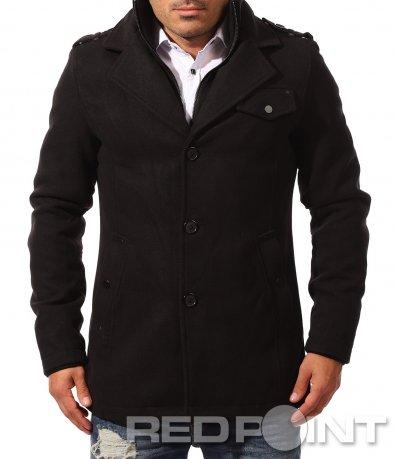 Елегантно класическо палто 8818