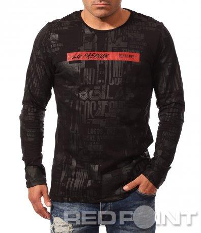 Тениска с дълъг ръкав 8814