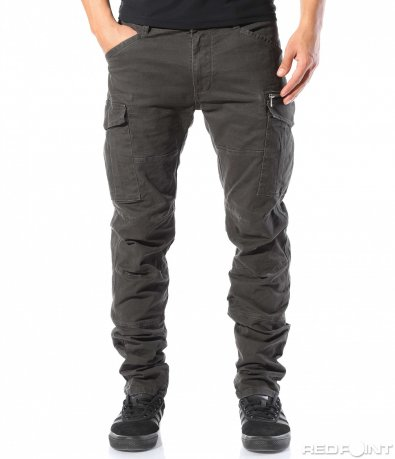 Ефектен карго панталон 8838