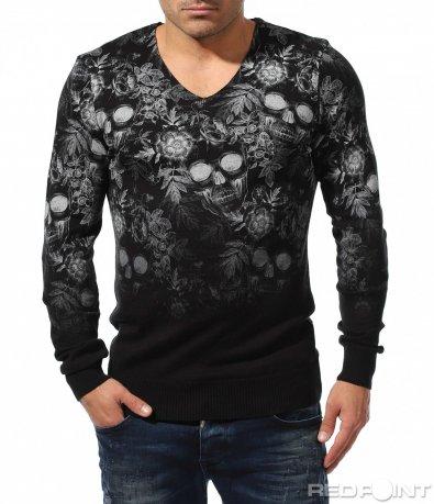 Провокативна блуза 8872