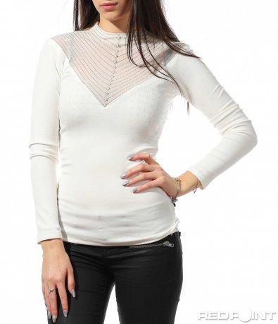 Елегантна блуза 8890