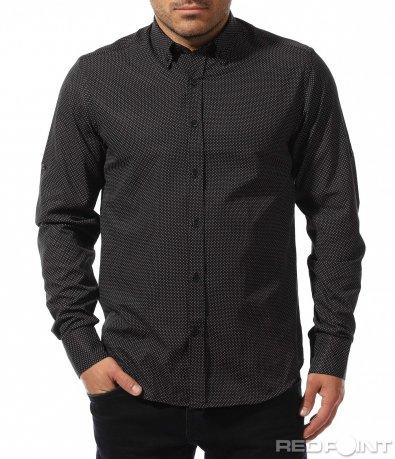 Класическа риза на точки 8899