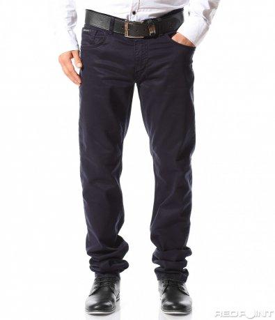 Класически панталон с колан 8909