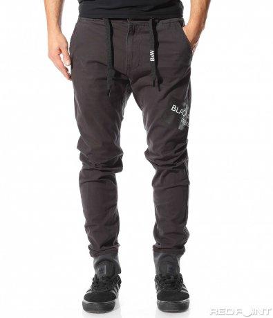 Памучен спортен панталон 8930