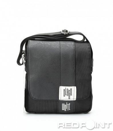 Стилна чанта с капак 8974