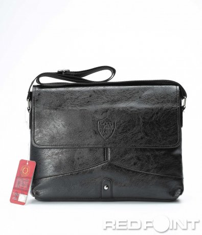 Елегантна кожена чанта 9032