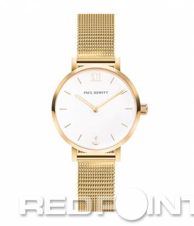 Позлатен стилен часовник
