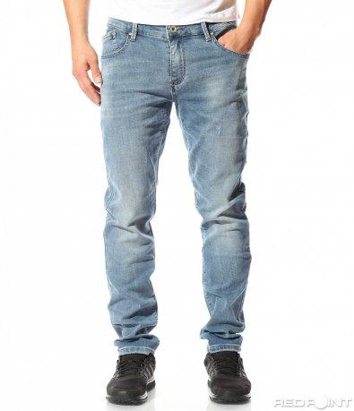 Светло сини casual дънки 9100