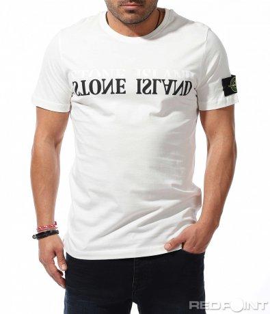 Тениска с надпис 9242