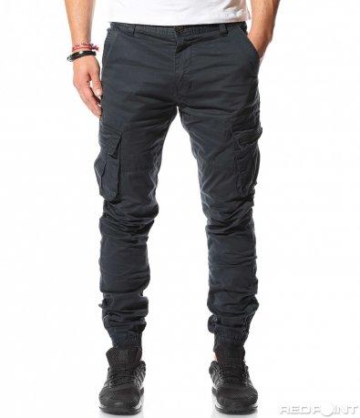 Класен панталон с карго джобове 9264