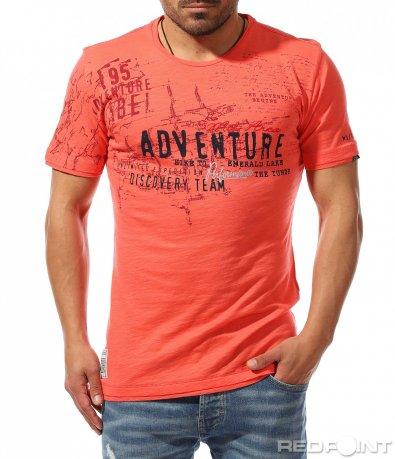 Свежа лятна тениска 9383