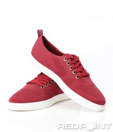 Спортно елегантни пролетни обувки 9408