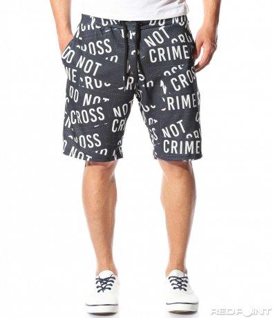 Памучни къси панталонки 9438