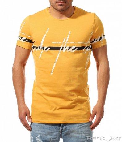 Ярка клубна тениска 9470