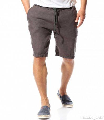 Летни къси панталони от лен 9506